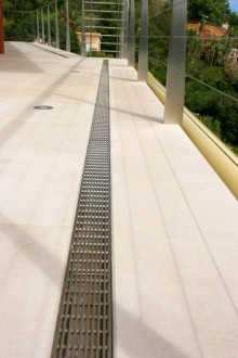 Suspended Slab Drainage Stormtech