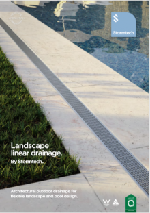 Stormtech Landscape Brochure