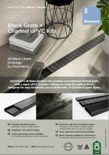 Stormtech Black uPVC Kits