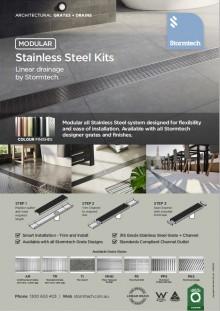 Stormtech Stainless Steel Kits
