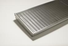 250Custom-304 Linear Drainage System