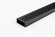 65MNDGALLBL25 Linear Drainage System