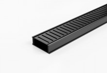 65PPSGALLBL25 Linear Drainage System