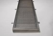 GF-MTS Grate and frame Linear Drainage System