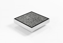 SQ100Ti20-80 Tile Insert Drain