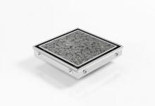 SQP100Ti20-80 Tile Insert Drain