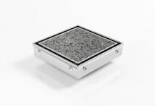 SQP100Ti33-80 Tile Insert Drain