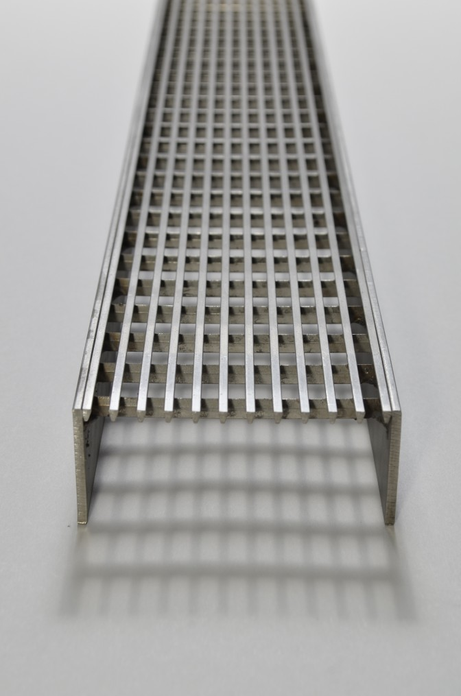 Grate-MTS Linear Drainage System