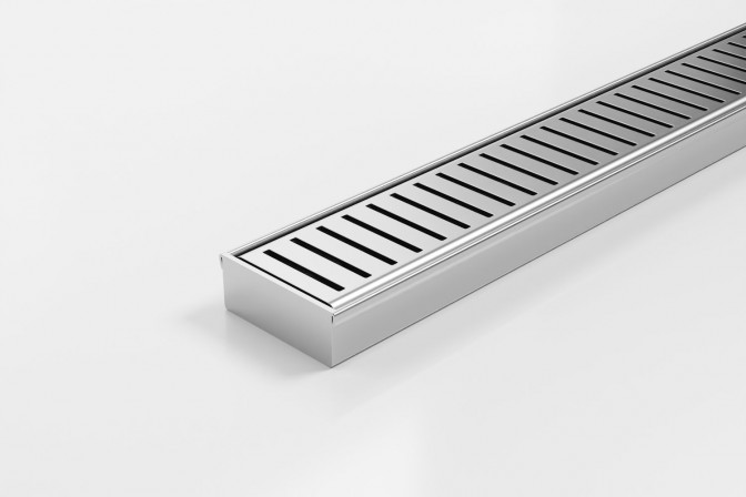 65PPSi25MTL Linear Drainage System
